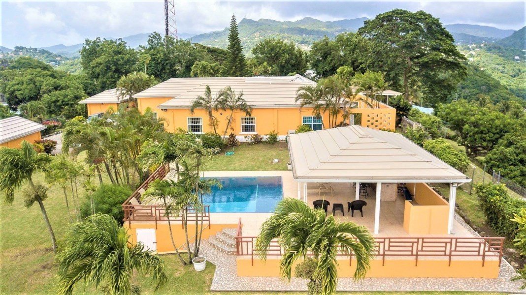 RE/MAX real estate, Grenada, Morne Jaloux, Luxurious Villa