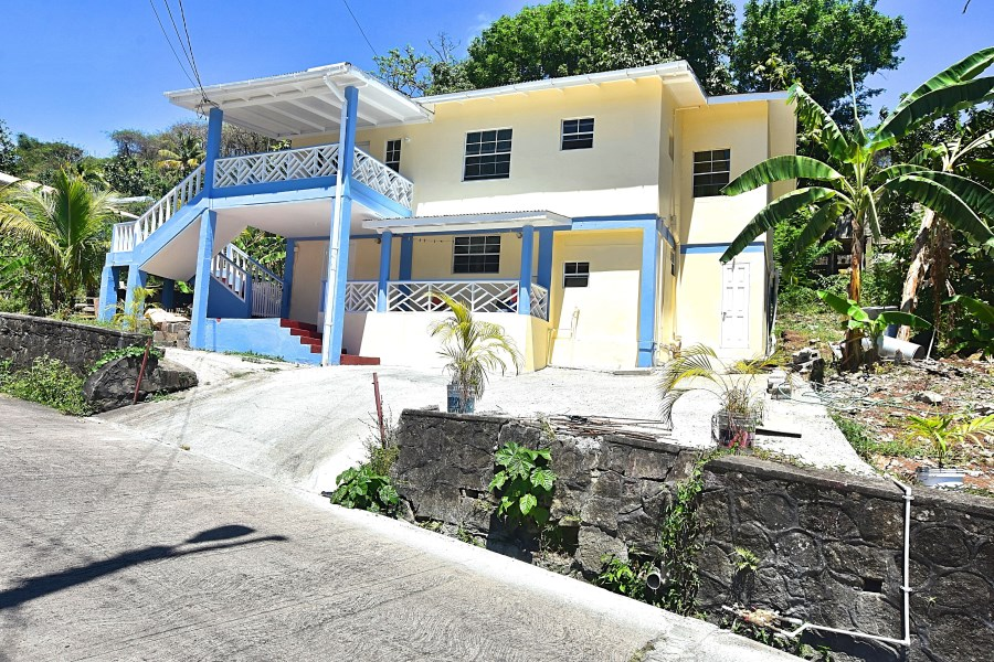 RE/MAX real estate, Grenada, Mount Gay, Income Generating Opportunity - Two Story Property.