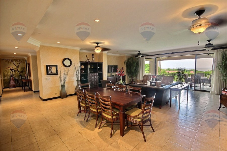 Remax real estate, Costa Rica, Conchal, Malinche 11A ~ Handsomely appointed 4 bedroom condo!