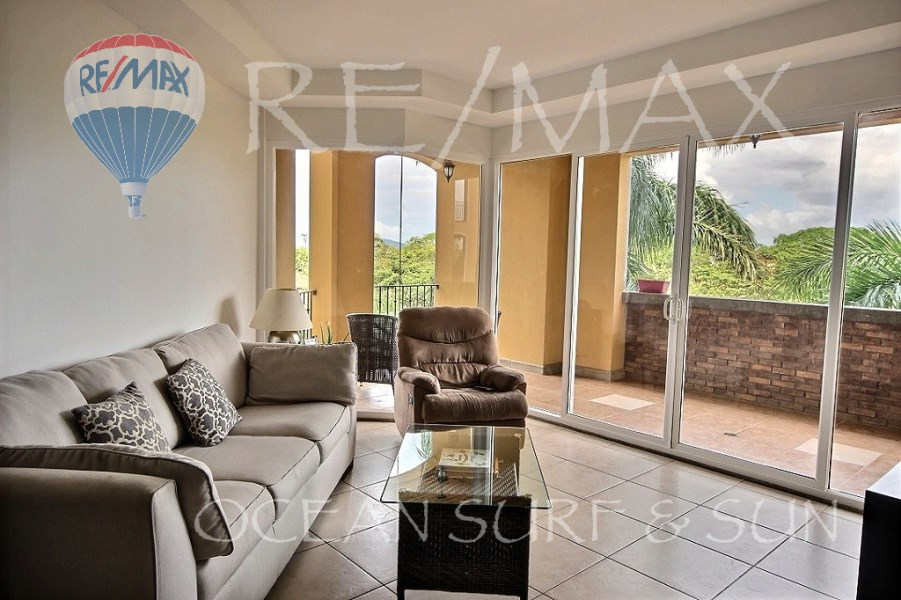Remax real estate, Costa Rica, Langosta, Breeze and view of the Pacific Ocean