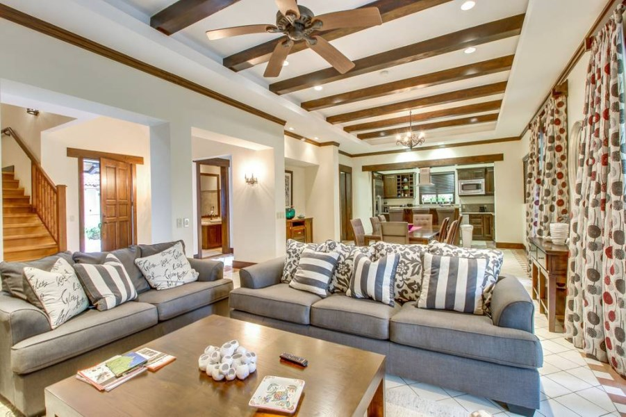 Remax real estate, Costa Rica, Pinilla, Spectacular charming traditional Spanish Colonial residence