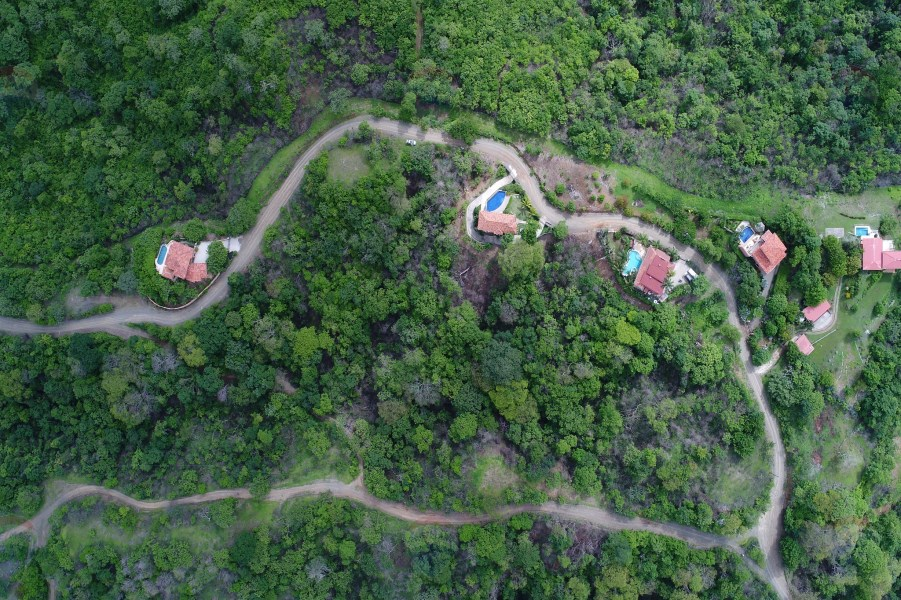 Remax real estate, Costa Rica, Potrero, Pacific Heights ~ Jaw dropping ocean views in over 4.75 acres!