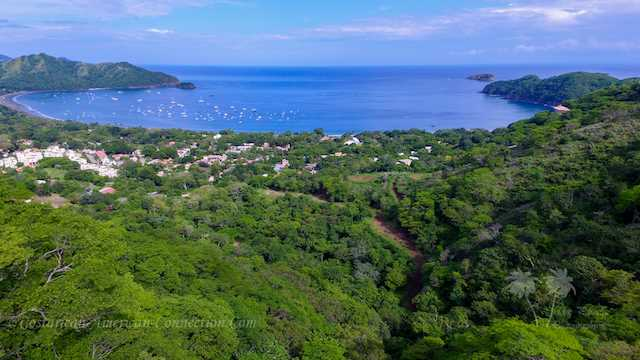Remax real estate, Costa Rica, Playa del Coco, Great Ocean View Lot with No HOA Fees