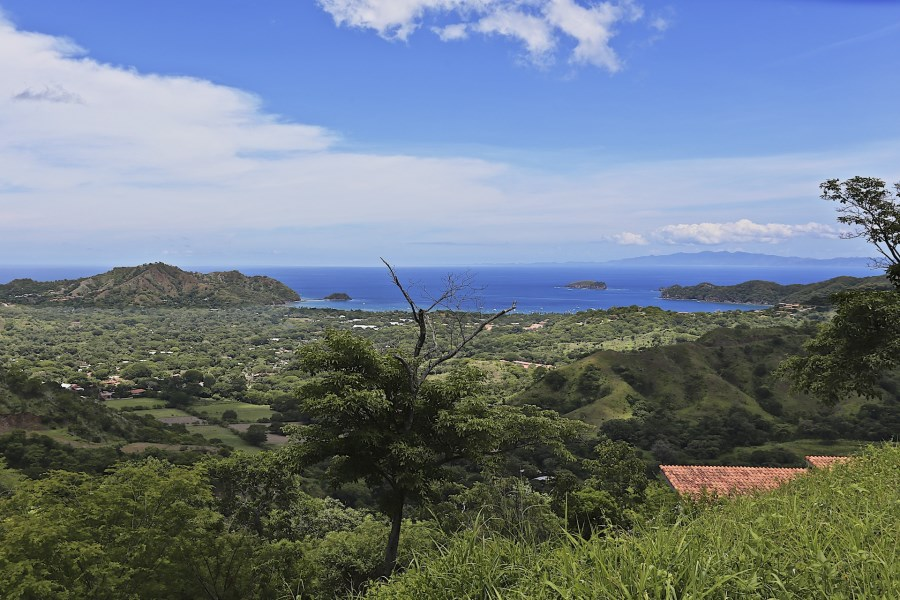 Remax real estate, Costa Rica, Playa del Coco, Ladera del Mar MV Estates Lot 29