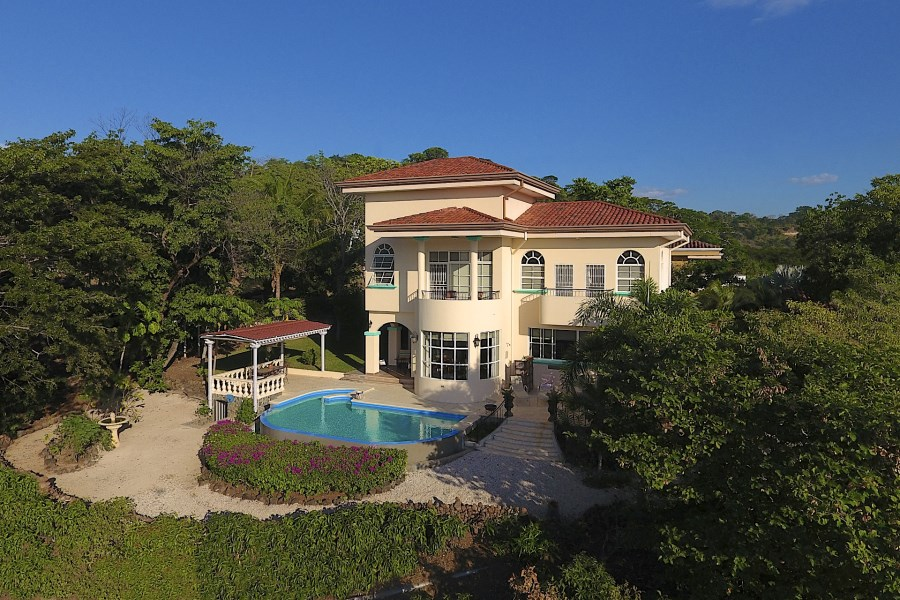 Remax real estate, Costa Rica, Playa Panama, Villa Cuervo Vistas del Pacifico