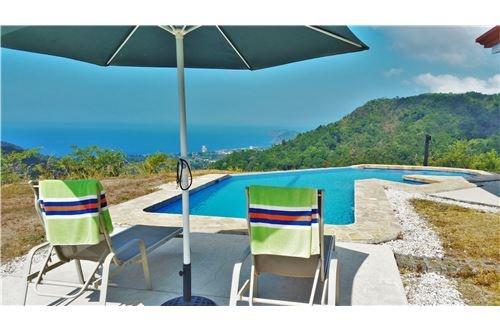 Remax real estate, Costa Rica, Hermosa Beach, Hermosa Sunset