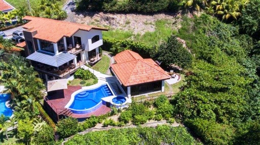 Remax real estate, Costa Rica, Punta Leona, Punta Leona 5 BDRM Luxury Home, INCREDIBLE OCEAN VIEWS/LOCATION