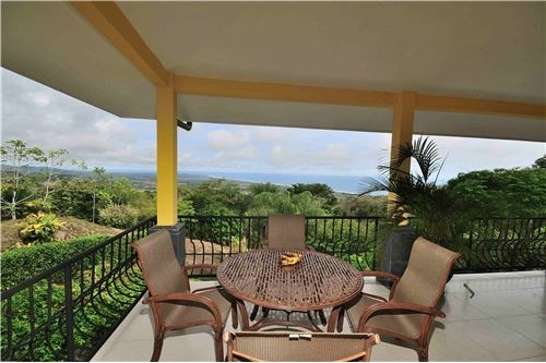 Remax real estate, Costa Rica, Hermosa Beach, Luxury Hermosa Hills Ocean View Home