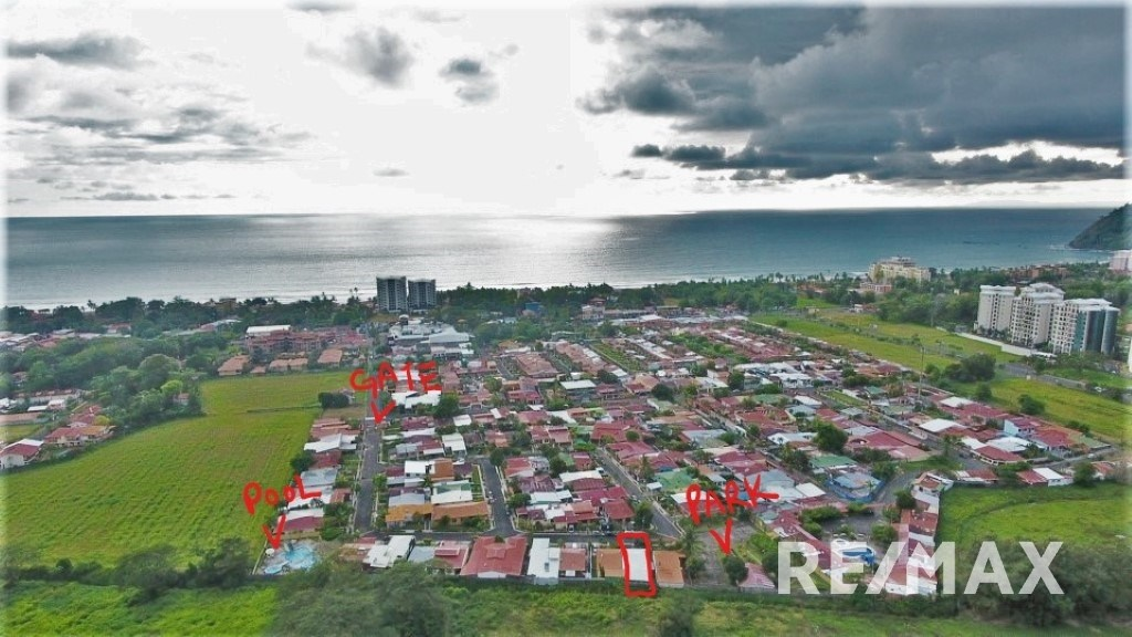 Remax real estate, Costa Rica, Jaco, Affordable Jaco Beach Residential Property