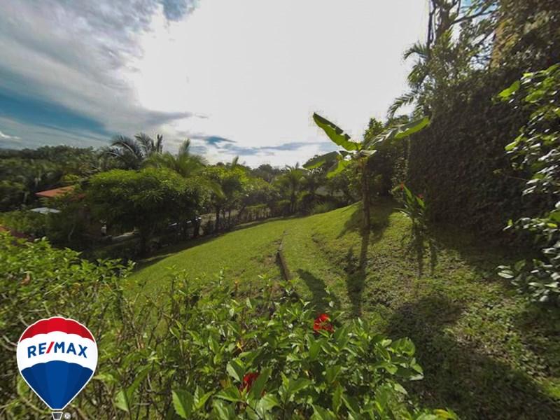 Remax real estate, Costa Rica, Esterillos, Mountain View Canada Hill Titled Home