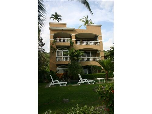 Remax real estate, Costa Rica, Hermosa Beach, HUGE 2nd Floor Playa Hermosa Beachfront Lux Condo