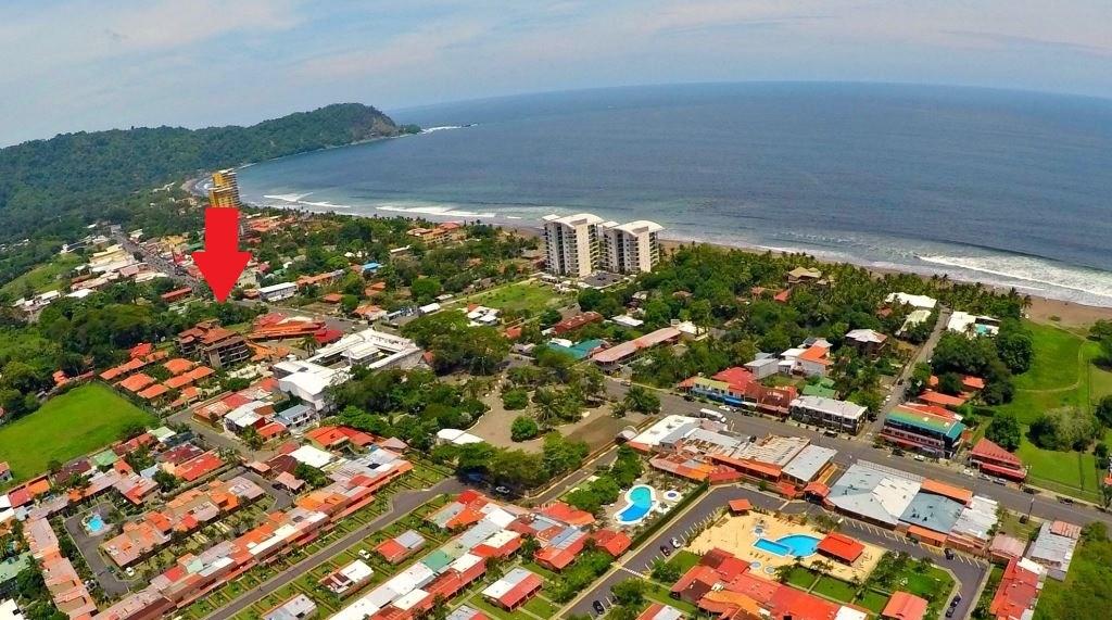 Remax real estate, Costa Rica, Jaco, Development corner lot on the main strip of Jaco Beach