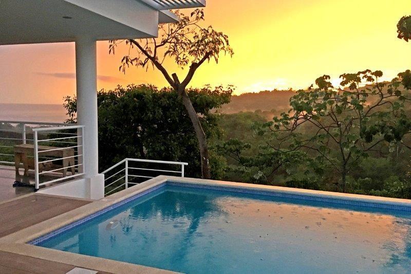 Remax real estate, Costa Rica, Hermosa Beach, Hermosa Beach Contemporary Ocean View House