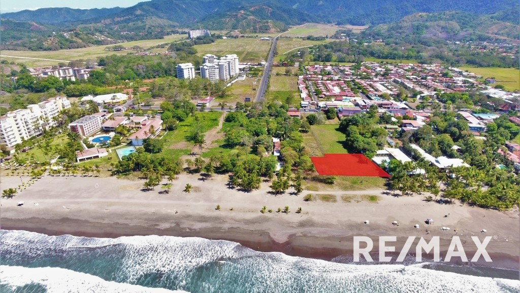Remax real estate, Costa Rica, Jaco, Jaco Beach Oceanfront Residential Lots