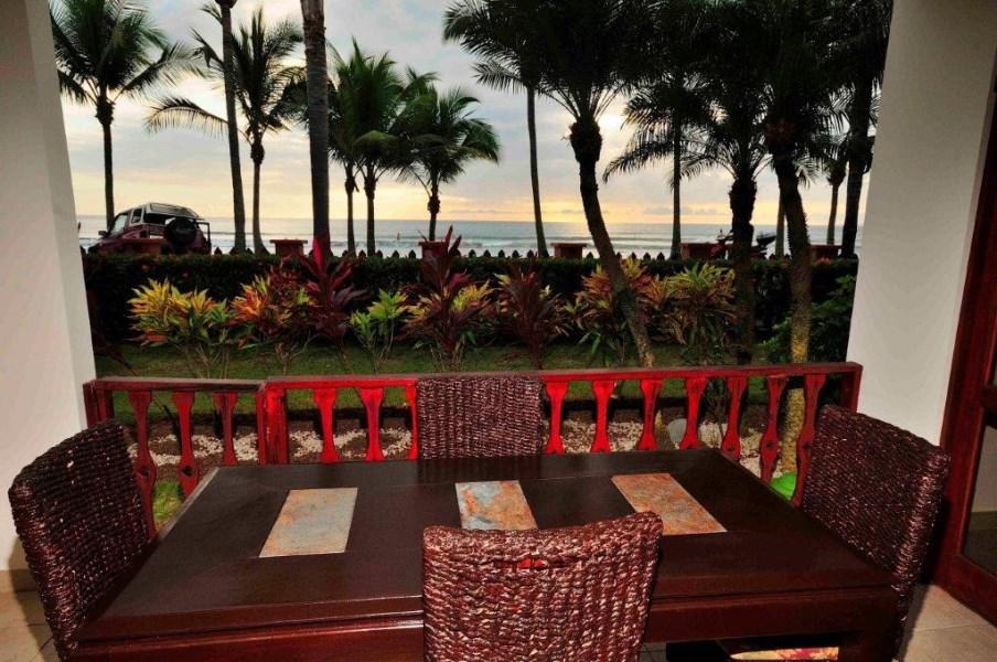 Remax real estate, Costa Rica, Puntarenas, Bahia Azul 2A Absolute Oceanfront Condo