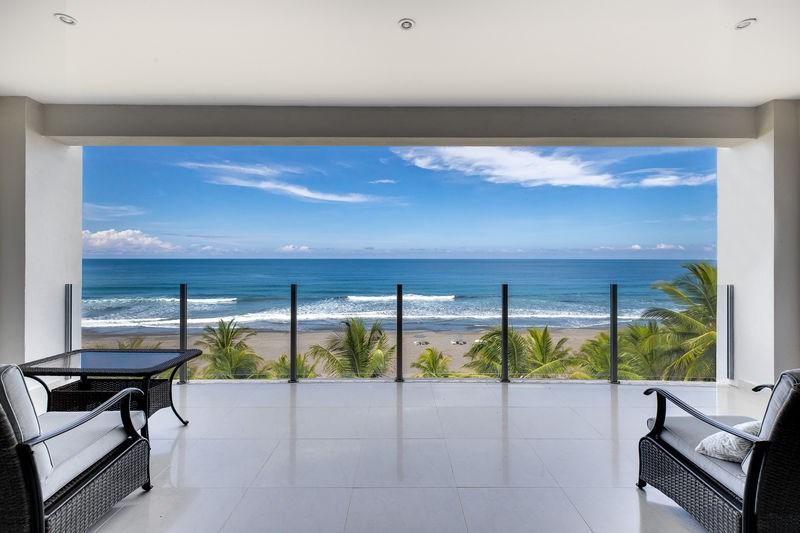 Remax real estate, Costa Rica, Jaco, Diamante Del Sol N502 Oceanfront Condo