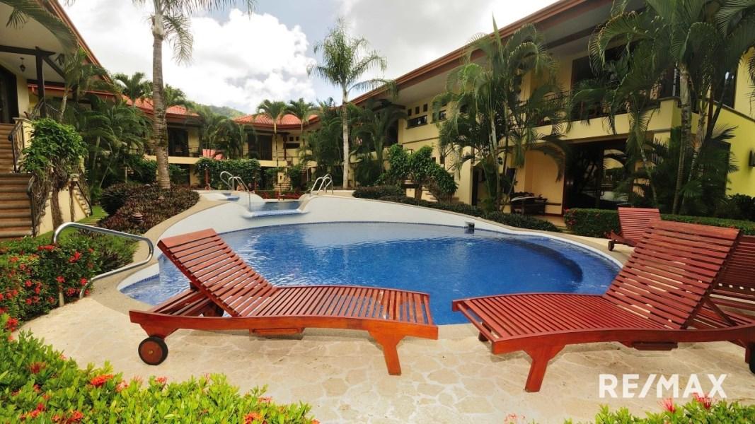 Remax real estate, Costa Rica, Jaco, Corteza Del Sol Two Bedroom Jaco Beach Condo
