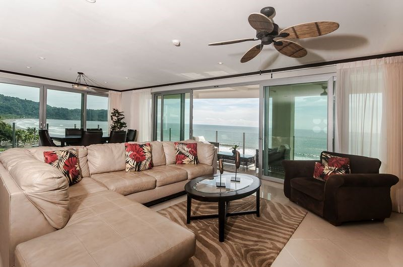 Remax real estate, Costa Rica, Jaco, Luxury Oceanfront 7th floor penthouse