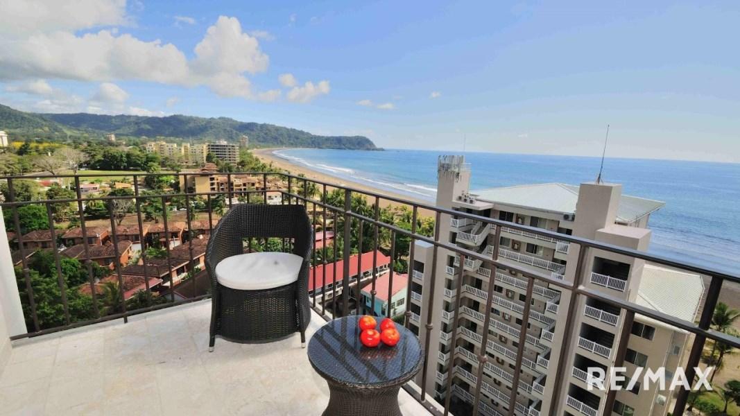 Remax real estate, Costa Rica, Jaco, Croc´s Casino Resort 11th Floor 1-Bedroom Condo