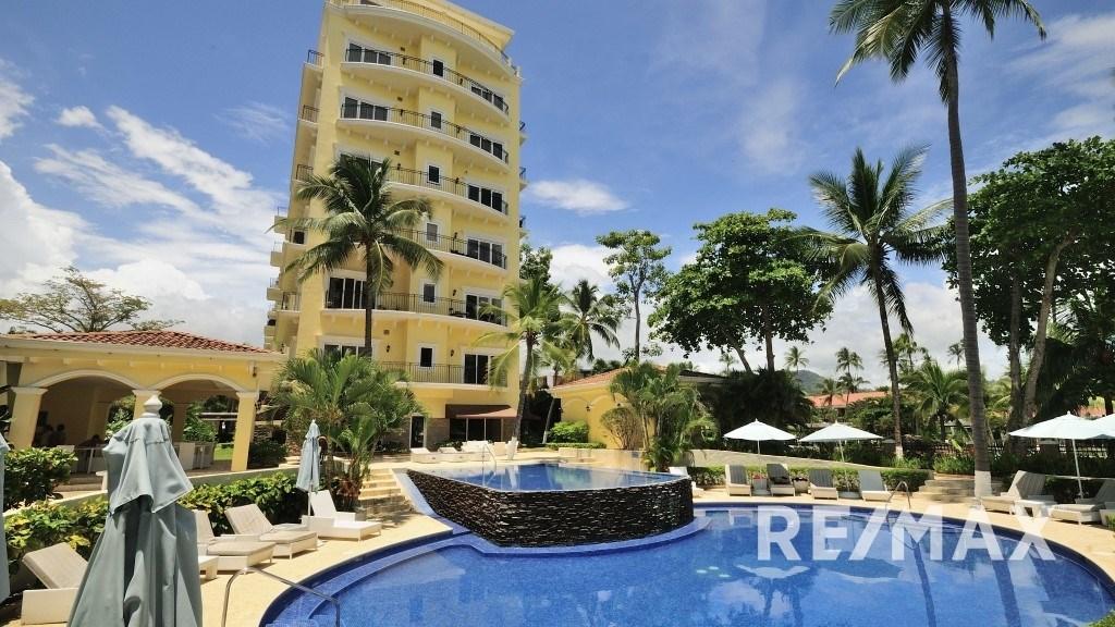 Remax real estate, Costa Rica, Jaco, Oceanfront Acqua Condo w/Seller Financing