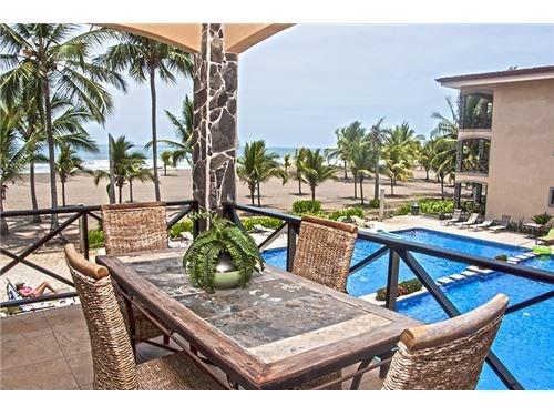 Remax real estate, Costa Rica, Jaco, BAHIA ENCANTADA K2  BEACHFRONT FULLY FURNISHED