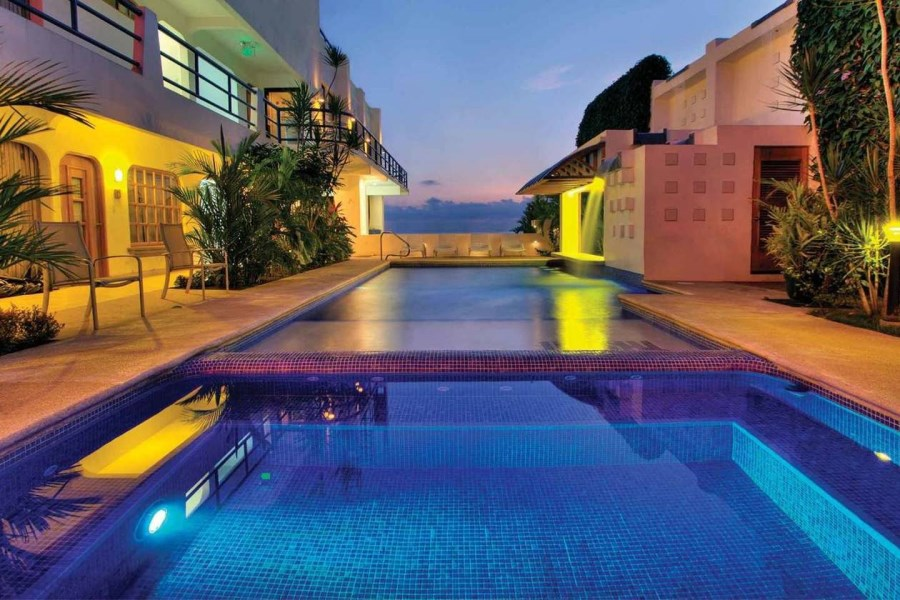 Remax real estate, Costa Rica, Jaco, 17 Room State-of-the-Art Jaco Beachfront Hotel with Restaurant, Sports Bar, Penthouses & MORE!