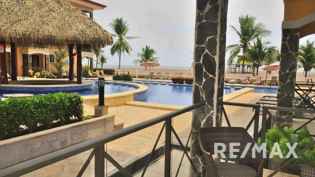 Remax real estate, Costa Rica, Jaco, Bahia Encantada C1 Ocean Front Three Bedroom Condo