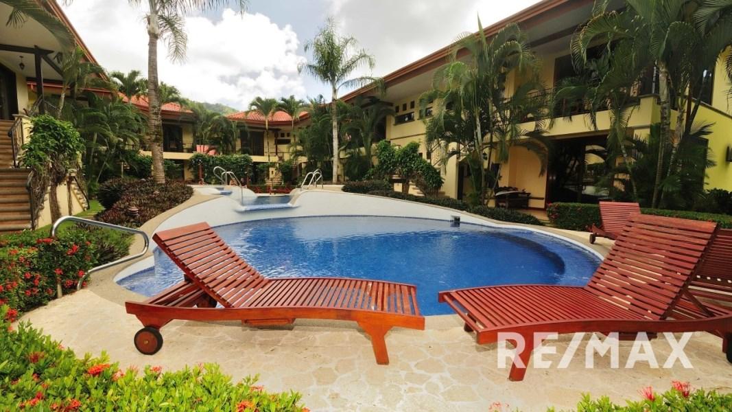 Remax real estate, Costa Rica, Jaco, Corteza Del Sol 3A Two Bed, Two Bath Condo