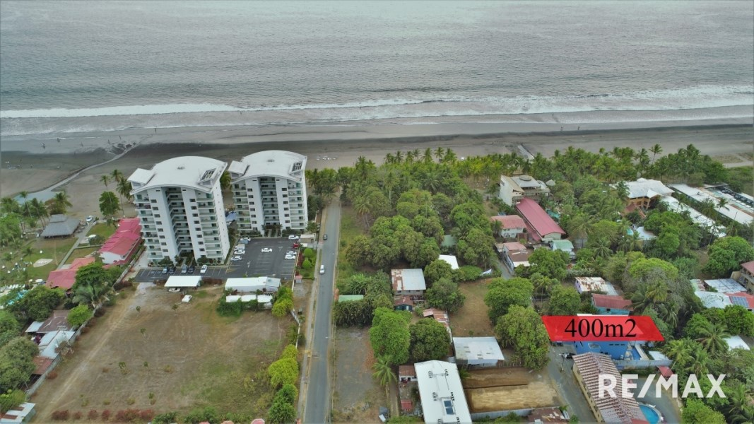 Remax real estate, Costa Rica, Jaco, Jaco Beach Development Lot Just Steps to the Beach