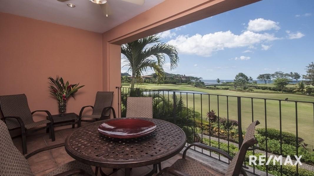 Remax real estate, Costa Rica, Los Suenos, Los Suenos Del Mar 2G Ocean and Golf Course View