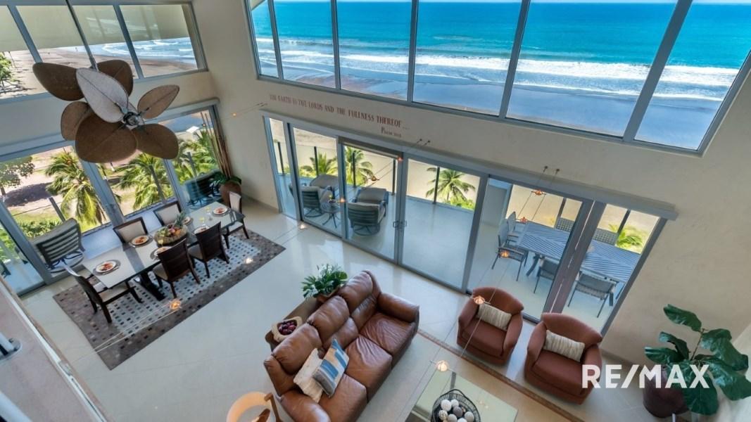 Remax real estate, Costa Rica, Jaco, Diamante Del Sol Four Bedroom Penthouse