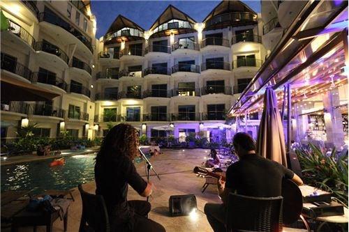 Remax real estate, Costa Rica, Jaco, Oceano Luxury 2 bedroom condo