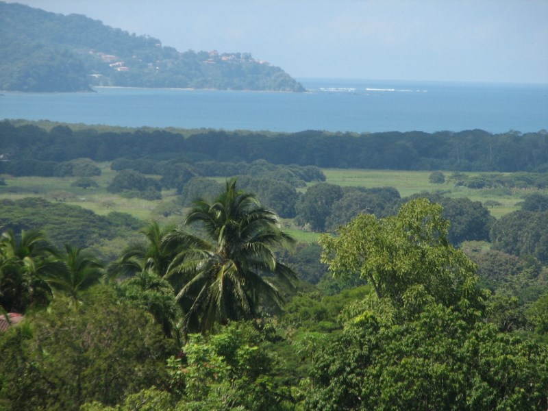 Remax real estate, Costa Rica, Tarcoles, Unlimited ocean valley view development property