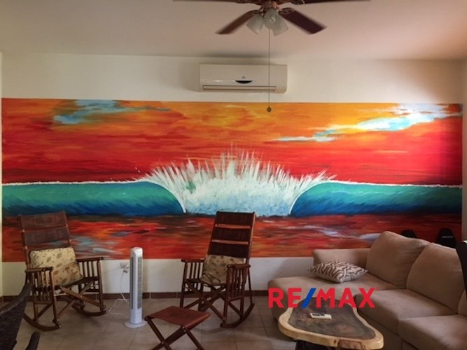 Remax real estate, Costa Rica, Hermosa Beach, Jungle Surf House