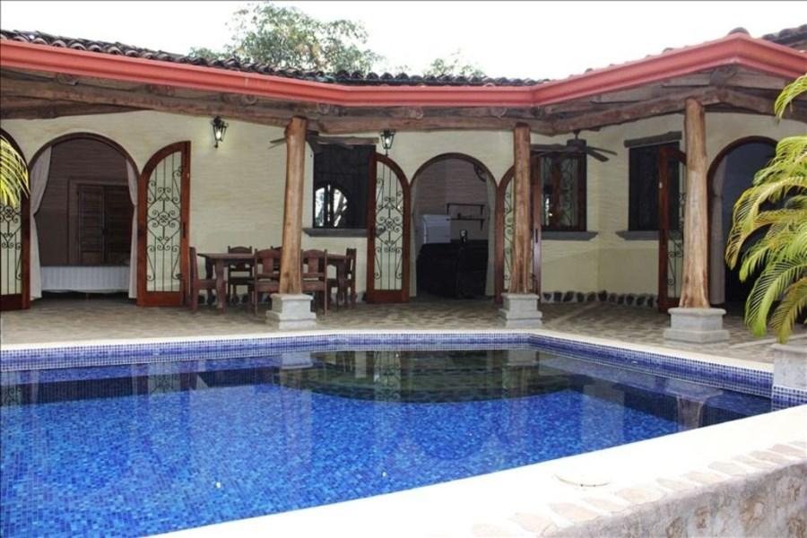 Remax real estate, Costa Rica, Hermosa Beach, Proven rental producing villa