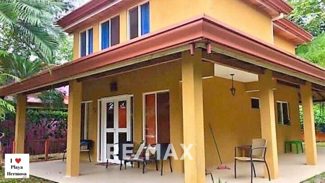 Remax real estate, Costa Rica, Hermosa Beach, Gated community home