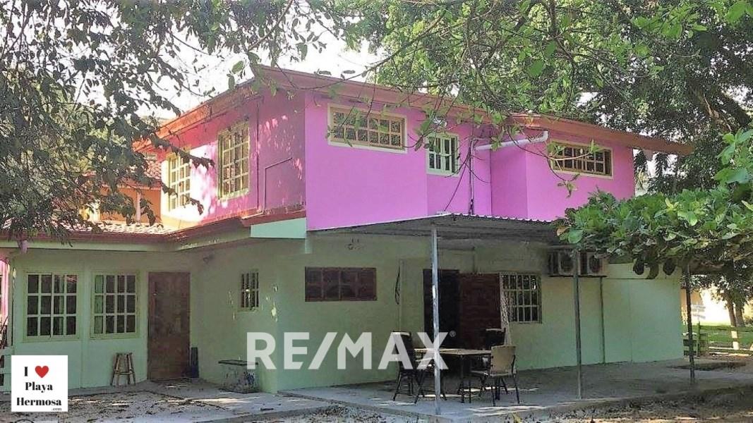 Remax real estate, Costa Rica, Hermosa Beach, Multi family corner home gated community