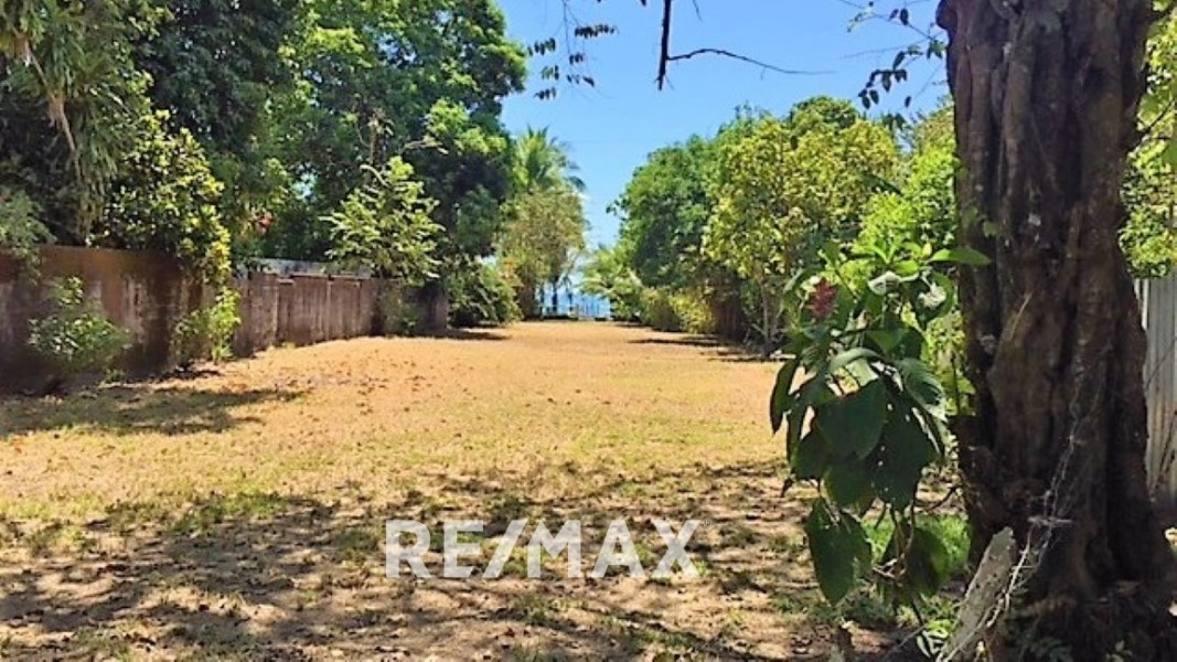 Remax real estate, Costa Rica, Esterillos, Oceanfront lot pristine beaches Esterillos Oeste