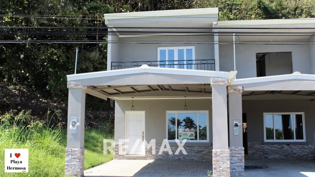 Remax real estate, Costa Rica, Hermosa Beach, New Construction walking distance beach