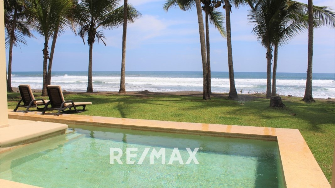 Remax real estate, Costa Rica, Hermosa Beach, Oceanfront luxury home