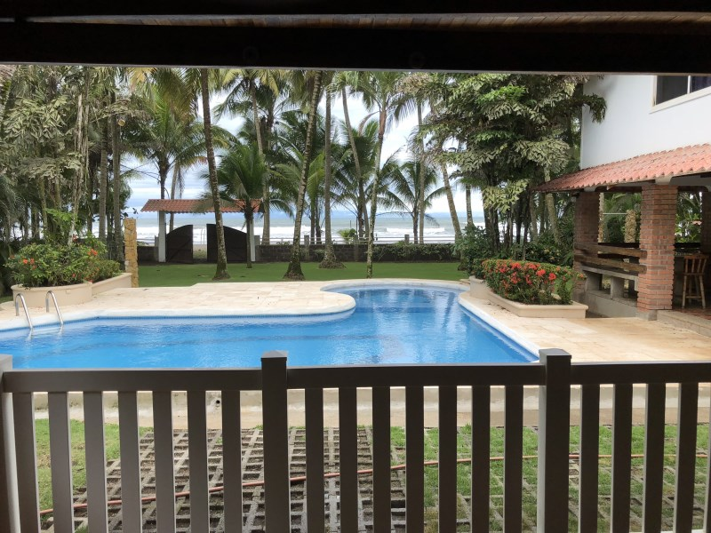 Remax real estate, Costa Rica, Puntarenas, Beachfront home in  Esterillos Este!