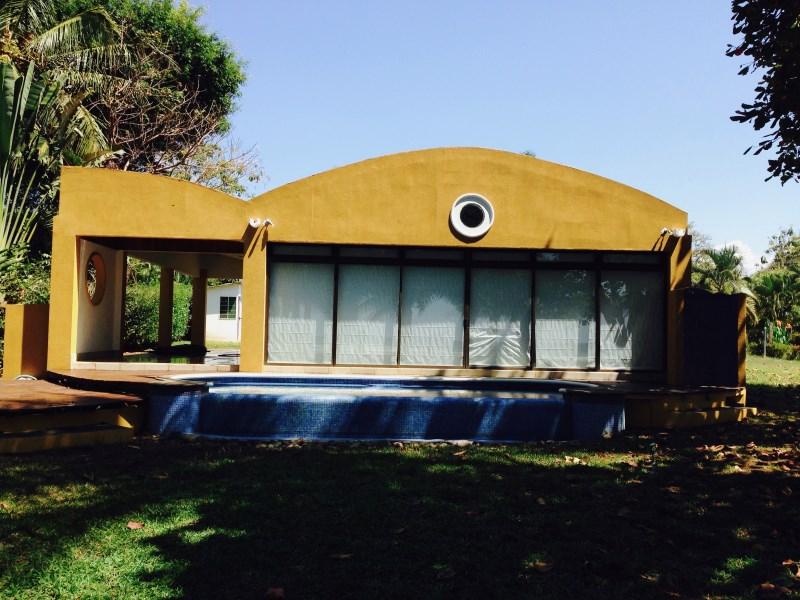 Remax real estate, Costa Rica, Esterillos, Esterillos Este Beachfront Home on Prestigious Beach
