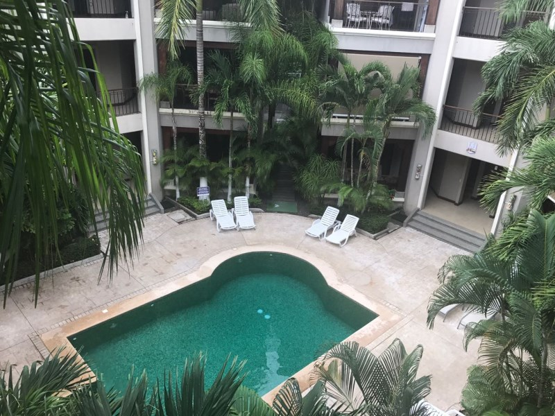 Remax real estate, Costa Rica, Jaco, 2 bedroom Top Floor Unit with Private Access to the Beach