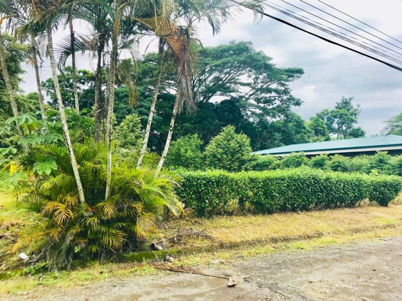 Remax real estate, Costa Rica, Punta Leona, Great lot in residential area next to Punta Leona