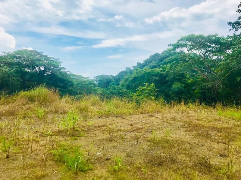 Remax real estate, Costa Rica, Puntarenas, Mountain View Lot in Punta Leona Area