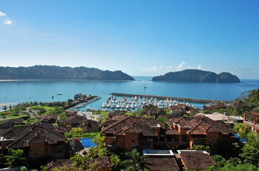 Remax real estate, Costa Rica, Los Suenos, Los Sueños Colina Condo, Top Floor, Ocean Views Fully Furnished