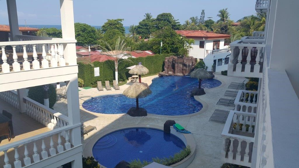 Remax real estate, Costa Rica, Jaco, Jaco Beachfront Fully Furnished Two Bedroom Condo