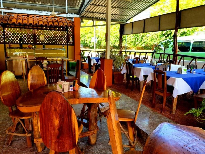 Remax real estate, Costa Rica, Puntarenas, Herradura Restaurant MiniMarket good income property
