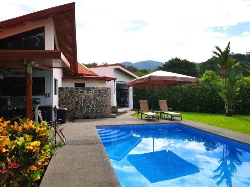 Remax real estate, Costa Rica, Punta Leona, Punta Leona Country feeling 3 bedroom house close to beaches