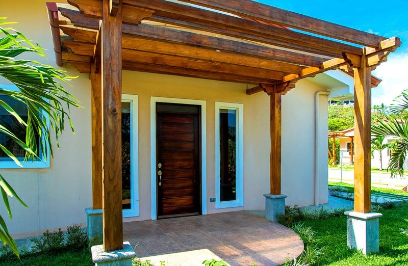 Remax real estate, Costa Rica, Puntarenas, New Single Family Homes in Gated Community